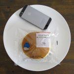 サークルKサンクスの「もちっとパンケーキ(チーズクリーム&ホイップ)」