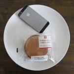 ミニストップの「今川焼き風サンドケーキ(小倉&マーガリン)」