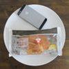 ローソンのコンビニパン「塩バターパン ハム&チーズ」