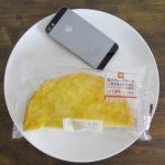 ミニストップのコンビニパン「苺のクレープケーキ(三重県産かおりの苺のペースト入りソース使用)」