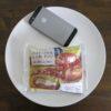 ローソンのコンビニパン「パイナップル&カスタードパイ」