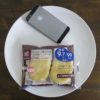 ローソンのコンビニパン「ブランのチーズ蒸しケーキ~北海道クリームチーズ~」