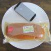 セブンイレブンのコンビニパン「味わいコッペ(いちごジャム&マーガリン)」