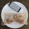 ローソンのコンビニパン「いちじくとくるみのフランスパン~チーズクリーム入り~」