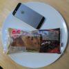 ファミマ・サークルKのコンビニパン「クランチ入りチョコクリームをサンドしたショコラパン」