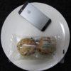 ミニストップのコンビニパン「もち食感黒ごまチーズパン」