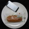 ミニストップのコンビニパン「明太ポテトドッグ」