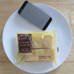 ローソンのコンビニパン「おいしさしみ込むフレンチトースト」