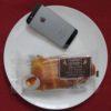 ファミリーマートのコンビニパン「2色ホイップのスイートコロネ(カスタード&ミルク)」