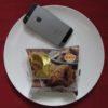 ローソンのコンビニパン「黒糖とレーズンの米粉蒸しぱん~沖縄黒糖~」