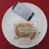 セブンイレブンのコンビニパン「クランベリーの果肉入り苺ラズベリージャム 3種のベリーとチーズクリームのパン」