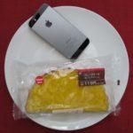 ミニストップのコンビニパン「クレープケーキ(塩バニラクリーム)」