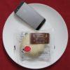 ファミリーマートのコンビニパン「爽やかな甘さの白いチーズクリームパン」