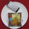 ファミリーマートのコンビニパン「全粒粉入り黒ごまチーズブレッド(3種のチーズ)」