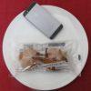 ローソンのコンビニパン「マチノパン もち麦とくるみのミルククリームパン」