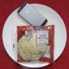 ミニストップのコンビニパン「もちもち食感メロンパン(北海道産メロンのクリーム使用)」
