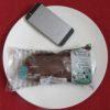 ファミリーマートのコンビニパン「コッペパン(チョコミント)」