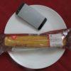 ミニストップのコンビニパン「ながーいスティックケーキ(スイートポテトクリーム&ホイップ)」