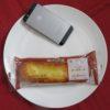 ミニストップのコンビニパン「しっとりチーズケーキ」