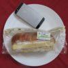 セブンイレブンのコンビニパン「牛乳パンのかすてらサンド(バニラ風味)」