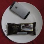 ローソンのコンビニパン「GODIVA ショコラパン」