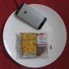 ミニストップのコンビニパン「抹茶と小豆のマドレーヌ」