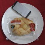 ファミリーマートのコンビニパン「メロンペストリーバター」